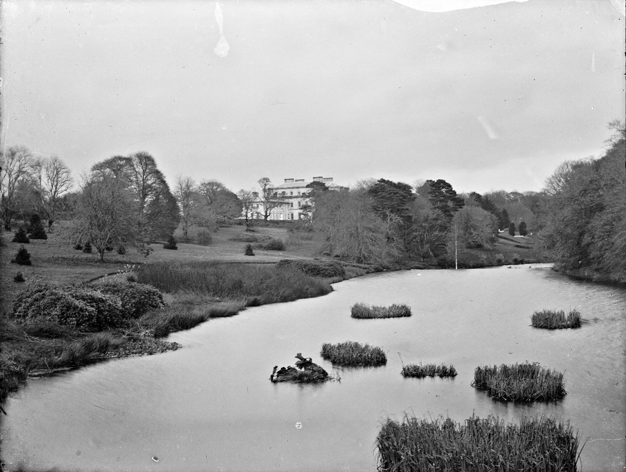 Enniscorthy, Castleboro - river and steps