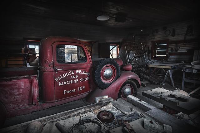 Forgotten Garage I