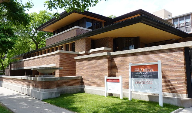 Robie House, Chicago, Illinois