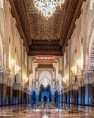 Hafen Casablanca