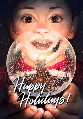 Happy Holidays from Frostpunk team | by GamingLyfe.com