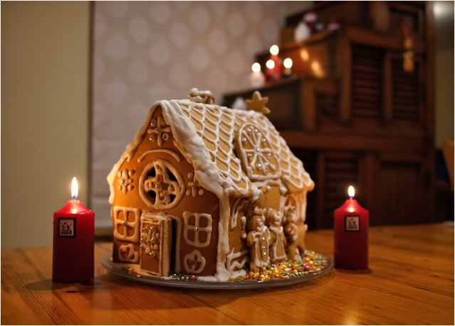 Gingerbread House 1.0