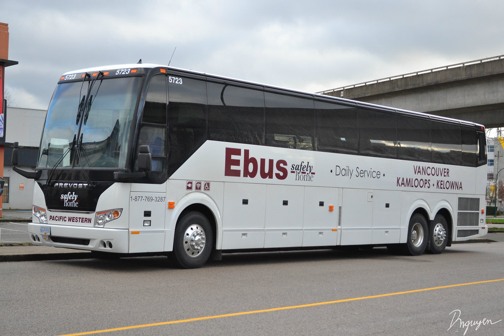 Ebus 2019 Prevost H3-45 #5723-4 | Please do not use any part