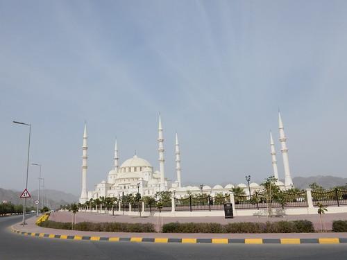 Fujairah moskee