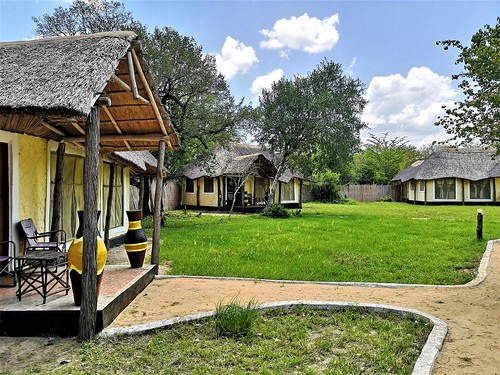 Africa Safari Selous bungalow | by Paradise & Wilderness
