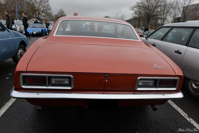 1968 Chevrolet Camaro coupe 327