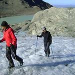 Vinciguerra Glacier Trekking Compania de guias Ushuaia _5