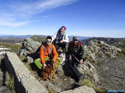 Cumbre Peña Trevinca (2.127 m)