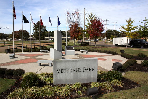 Bartlett, TN Veterans Park | by SeeMidTN.com (aka Brent)