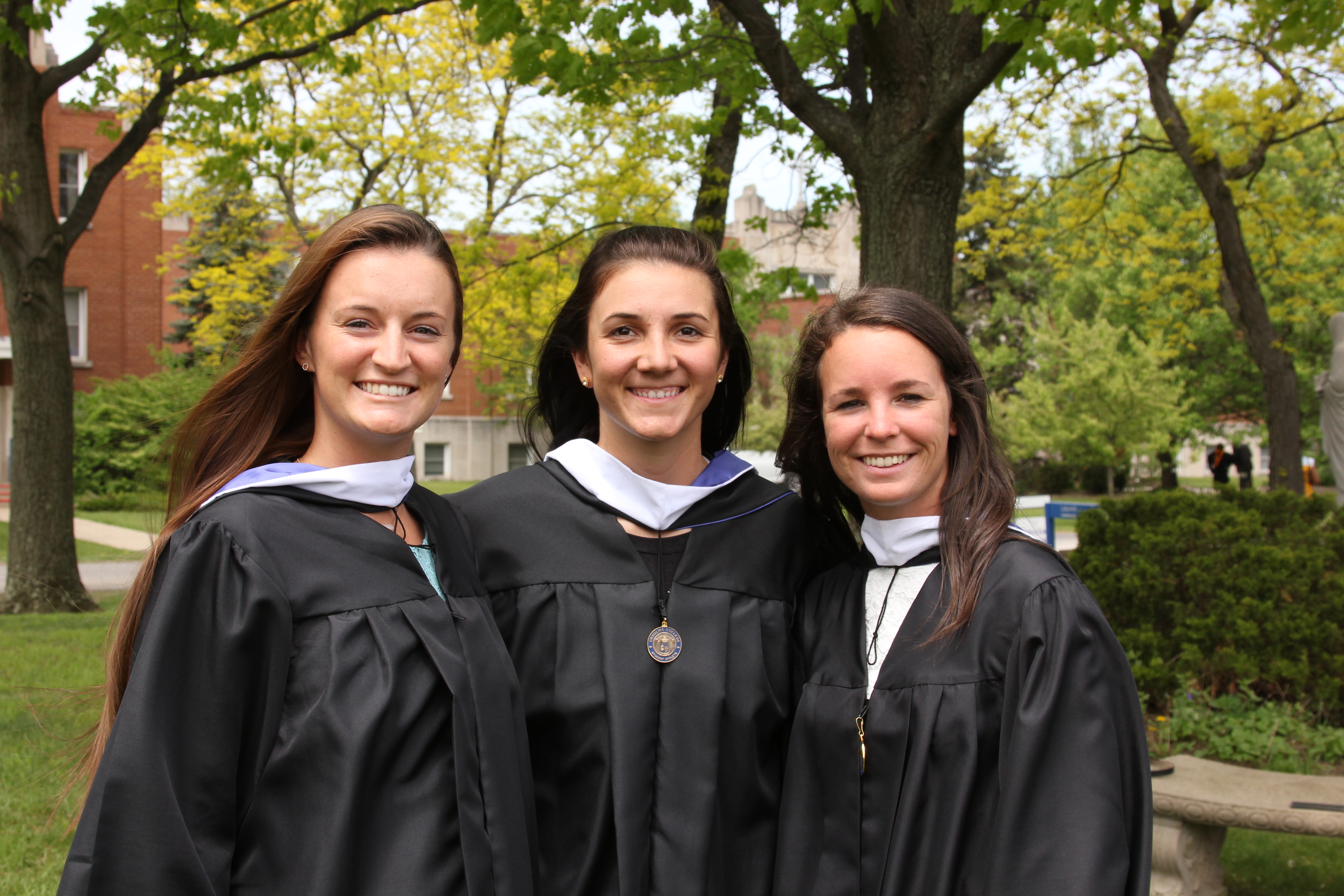 2018 Graduates at Baccalaureate Mass