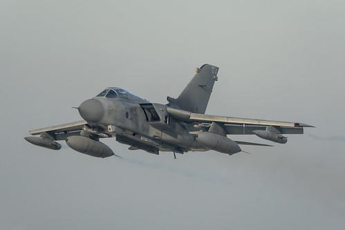 Tornado GR4 'Marham 29' ZA612 | by MH Motorsport Photography
