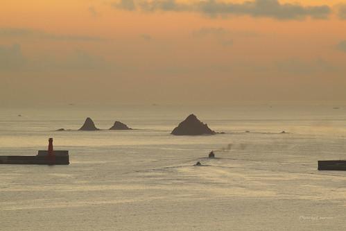 日出 三仙嶼 蘇澳港 蘇澳 宜蘭 台灣 taiwan sunrise