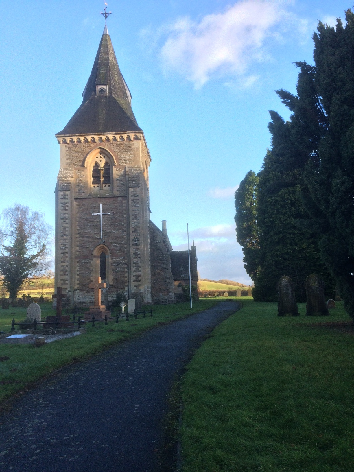 St Peter and St Paul, Stoke Lacy, Herefordshire
