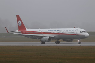 A321 Sichuan Airlines B-305U   by XFW-Spotter