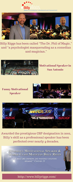 Motivational Speaker in San Antonio