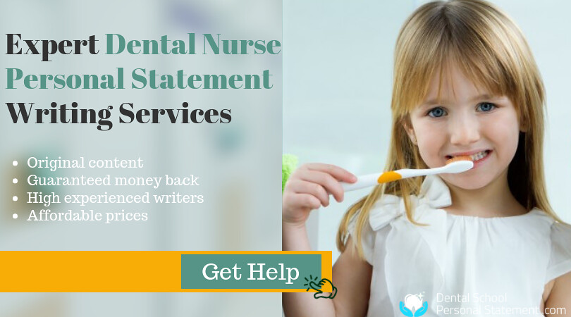 why do you want to become a dental nurse answer