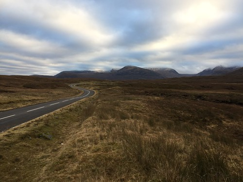 Fannaichs from the Destitution Road | by malky_c