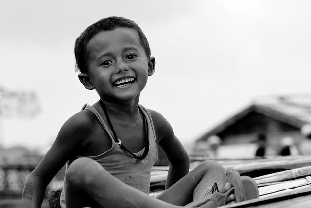 Refugees childhood [শরণার্থী শিবিরের শৈশব]
