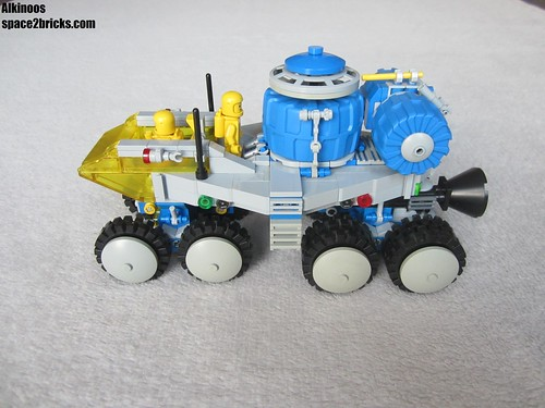 Space truck p2