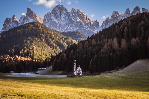 The Church of St. Johann in Ranui | by www.massimomazza.net