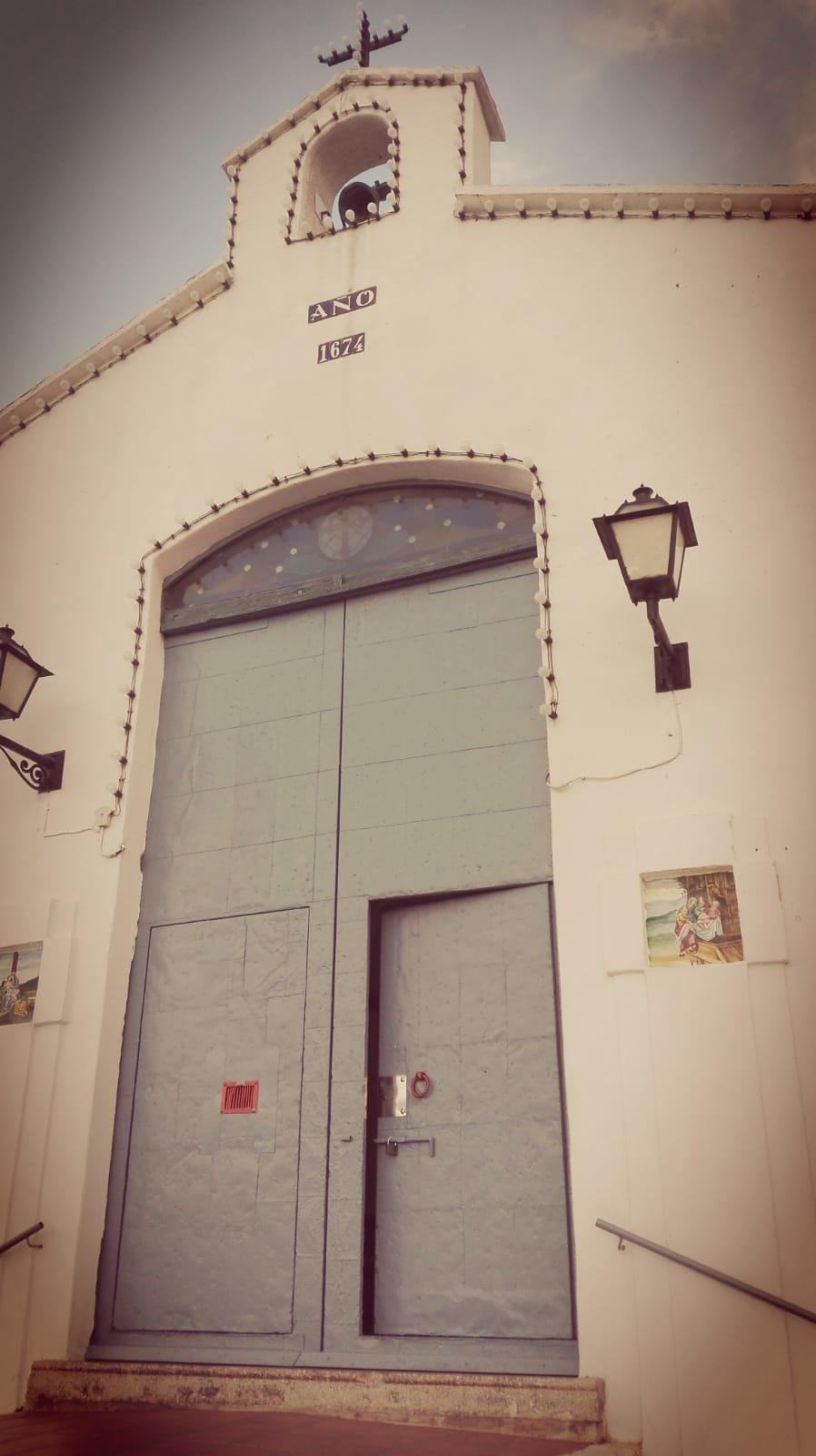 (2018-11-23) - Visita ermita  Esther-Maria Mercedes,2º,Catequesis - Vicente Rico (09)