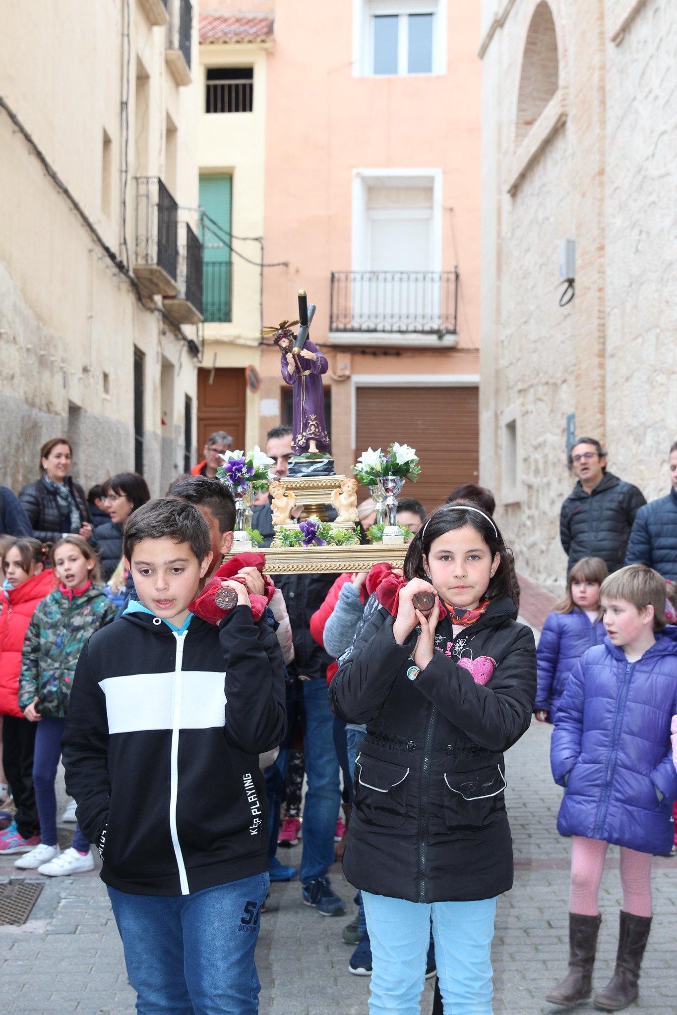 (2018-03-23) II Vía Crucis Infantil (Antonio José Verdú Navarro) (53)