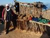 Chott el Djerid, stánek s pouštními růžemi i s prodavačem, foto: Petr Nejedlý