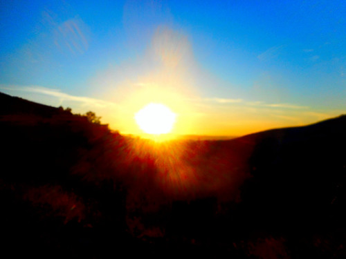 whitingranchwildernesspark portolahills california photo digital autumn fall sunset outoffocus