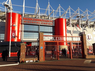 Middlesbrough v Ipswich Town, Riverside Stadium, SkyBet Championship, Saturday 29th December 2018 | by CDay86