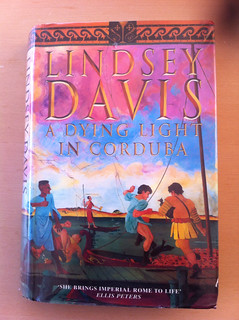A Dying Light in Corduba - Lindsey Davis | by Mary Loosemore