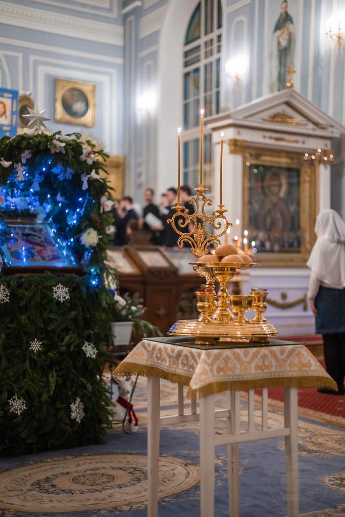 7 января 2019, Рождество Христово 2019 / 7 January 2019, The Nativity of Jesus Christ 2019