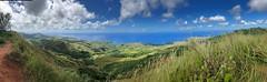 Hiking Mount Lamlam by saucemania