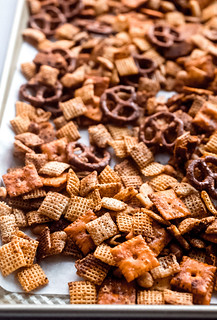 BBQ Chex Mix   by Smells Like Home