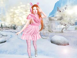 Pink Usagi 1