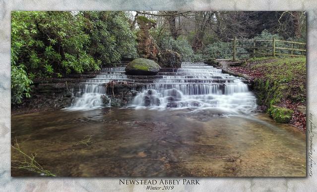 Newstead Abbey Park, Nottinghamshire