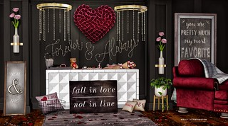 Fall In Love | by Melly Clarrington