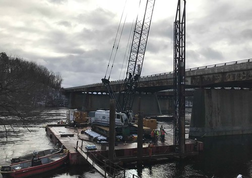 Haverhill I-495 Bridges Project, November 2018 | by MassDOT