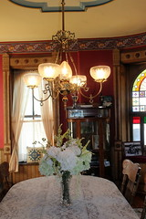 Atchison, Kansas, Amelia Earhart Birthplace Museum, Dining Room