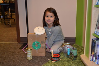 Election Day Robot Craft for Kids