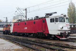 45-0318-1 | CFR Calatori | by Alex.G 650
