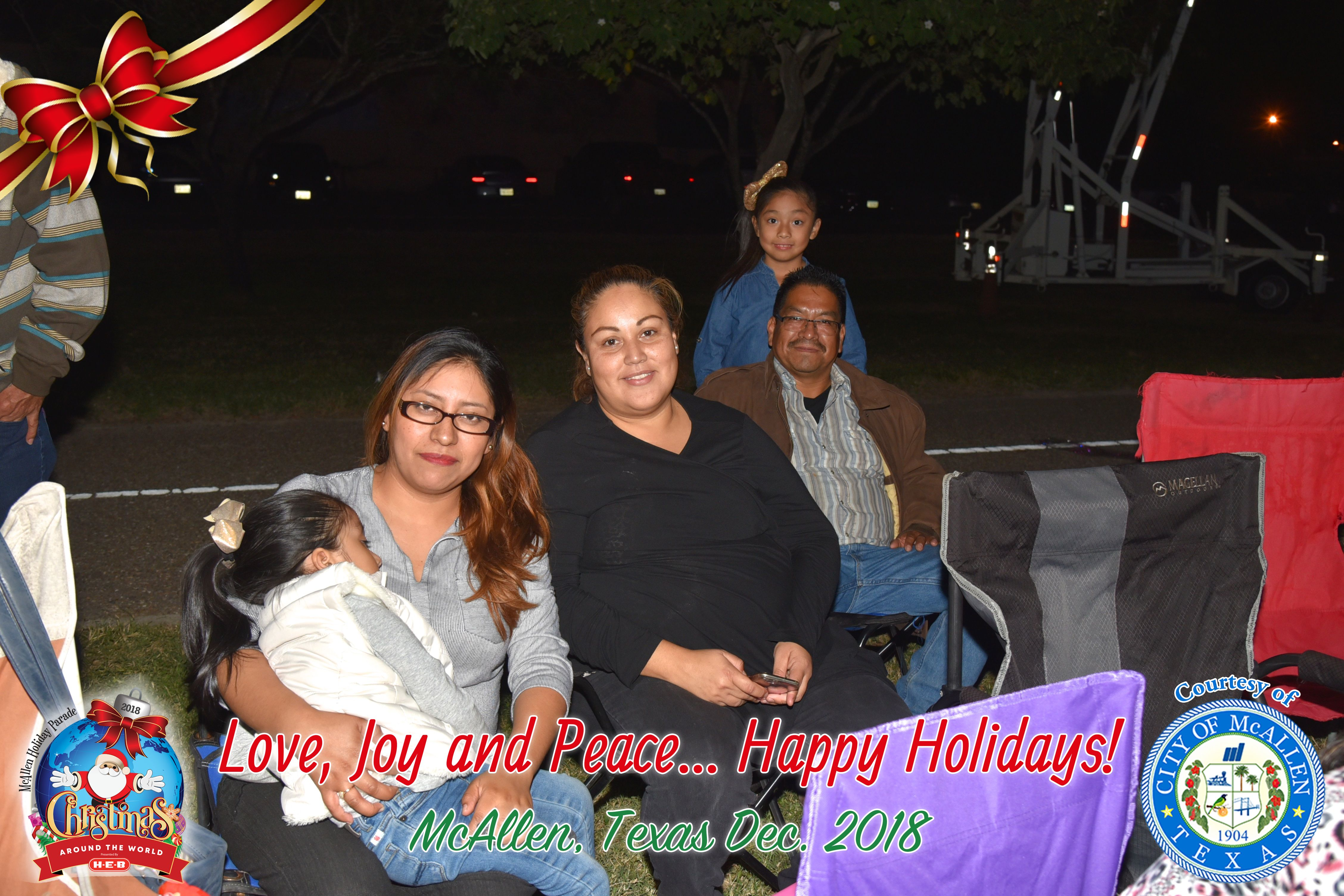 McAllen Holiday Parade 2018 — Part 9