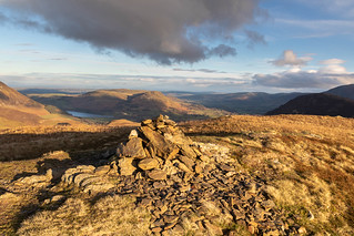 Towards Loweswater from Hen Comb | by johnkaysleftleg