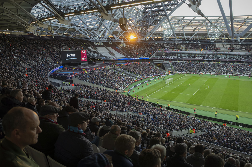 Image result for london stadium west ham