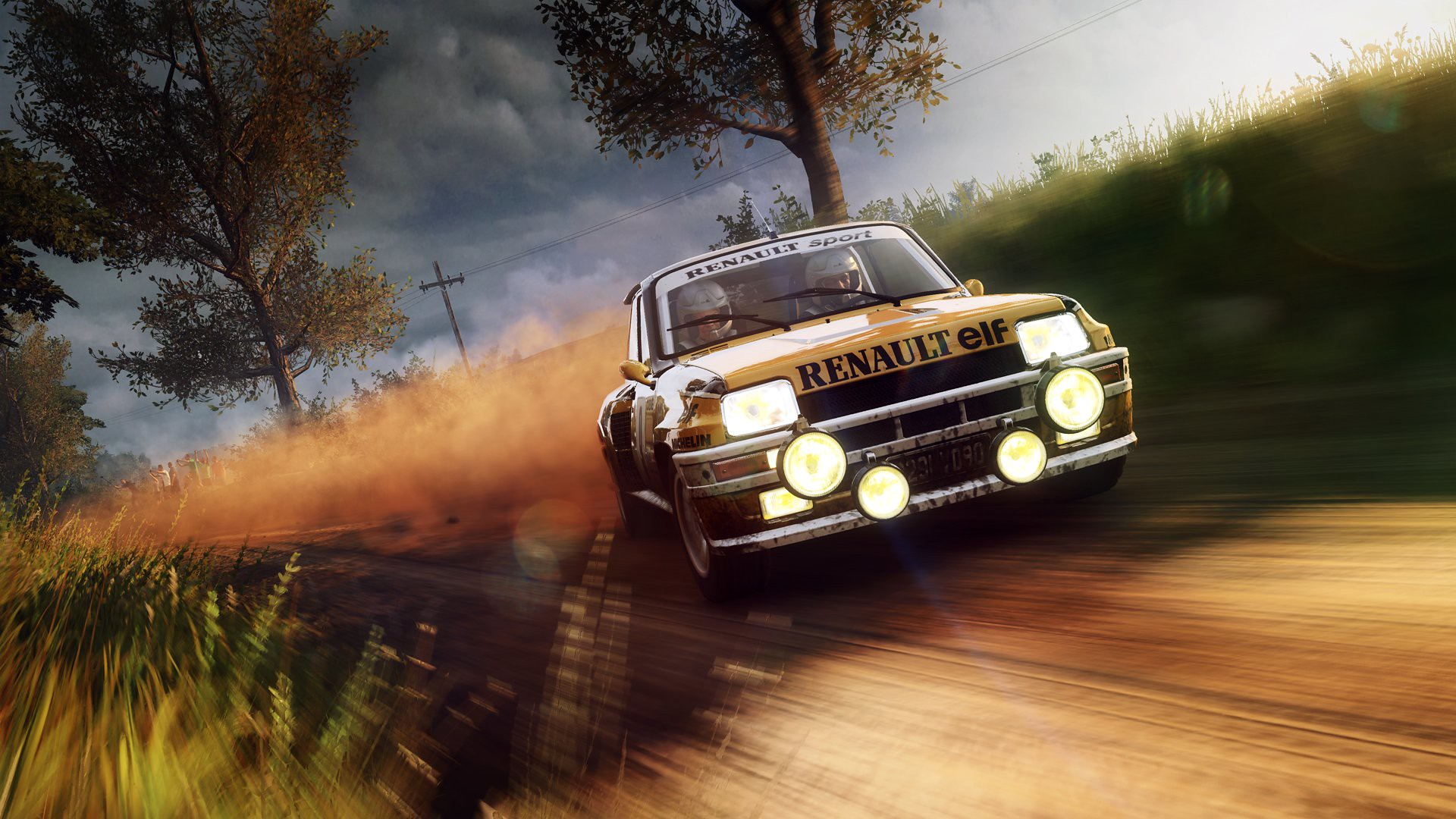 Dirt Rally 2 New screen 9