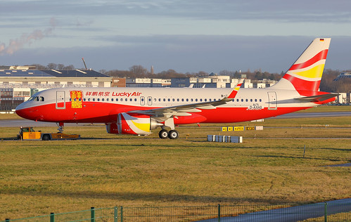 A320-251N, Lucky Air, D-AXAG, B-300K (MSN 8475) | by Mathias Düber