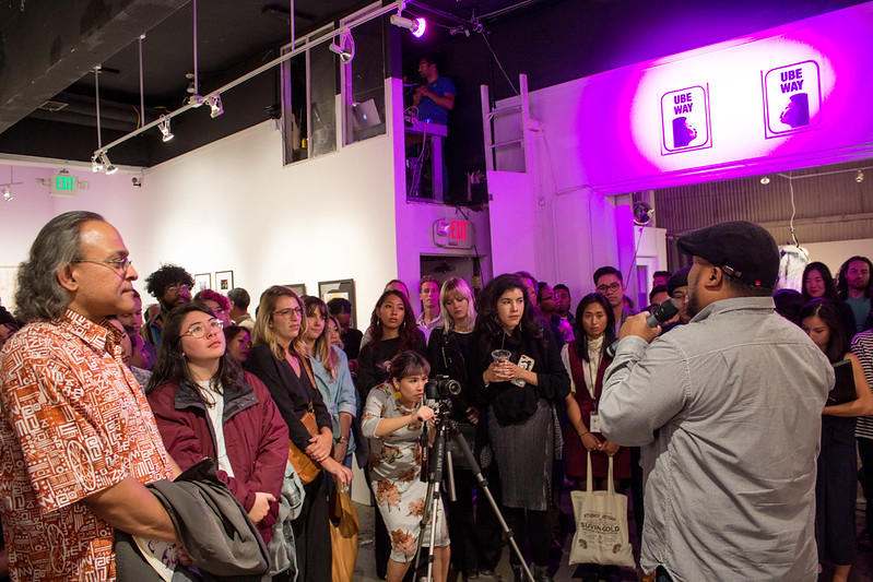 APAture 2018 Opening Reception + Visual Arts Showcase