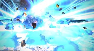 Final Fantasy XIV Stormblood: Omega   by PlayStation.Blog