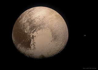 """Pluto and 2014 MU69 """"Ultima Thule"""" 