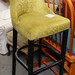 High back dining chair E45