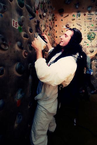 Fantasyclimbing corso di arrampicata il deposito di zio Paperone 38